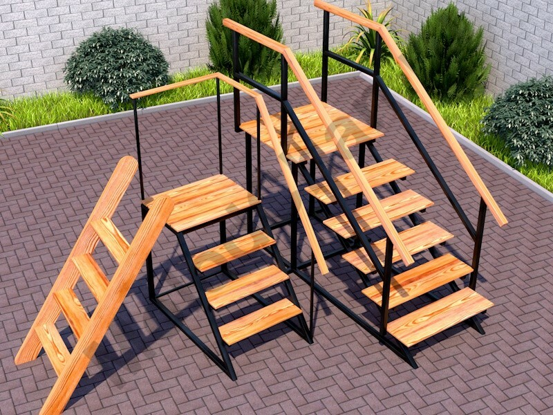 Лестницы для чанов